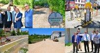 Yazın Gelmesiyle Belediye Çalışmaları Hız Kazandı