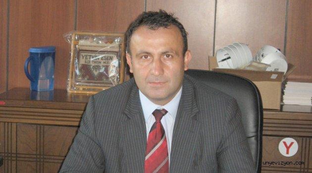Tarım Müdürü Yetkin Esen Samsun'a Atandı