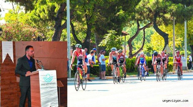 Türkiye Triatlon Federasyonu  Ünyeli İsimi Bünyesine Aldı