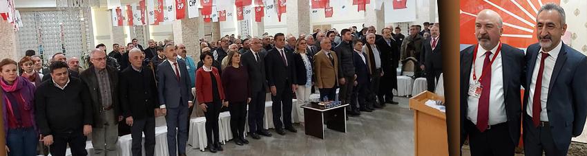 CHP Ünye İlçe Başkanı Maral Yeniden Başkan!