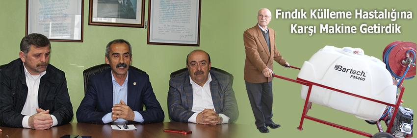 """Osman Sarıkahraman: """"Bize Zaman Yetmiyor"""""""