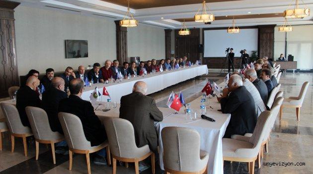 Ünye, Anadolu Medyası'nı Ağırladı