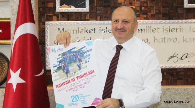 ÜNYE'DE FESTİVAL BAŞLIYOR