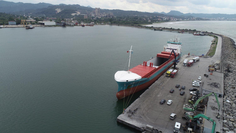 Ünye Limanı'nın Ticaret Hacmi Artacak