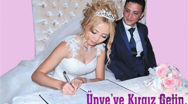 Ünye'ye Kırgız Gelin…