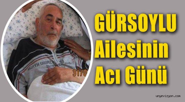 Ünyeli iş Adamı Osman Gürsoylu Vefat Etti