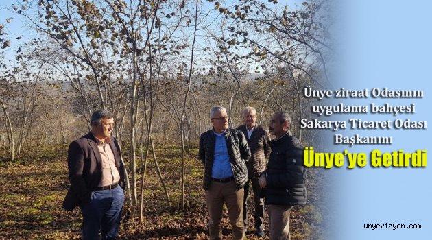 Uygulama Bahçesini Türkiye Tanıdı