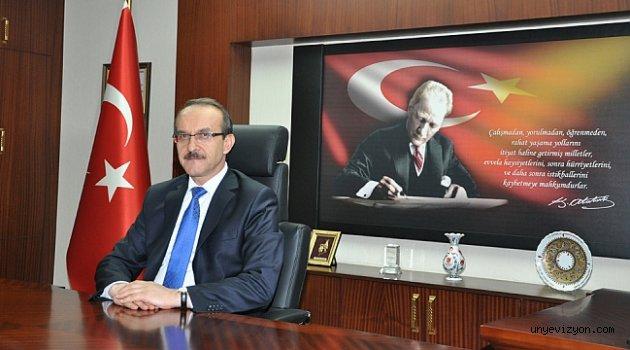 Valimiz Seddar Yavuz'un Polis Haftası Kutlama Mesajı