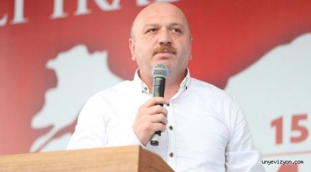 """Vekil Gündoğdu: """"Samsun Hattı Bolaman'a Kadar Gelsin"""""""
